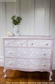 Refinishing Wood Furniture Shabby Chic by 5 Chalk Paint U0026 Furniture Stencils Ideas For Diy Decor Chalk