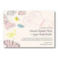 butterfly wedding invitations butterfly wedding invitations from marrymoment