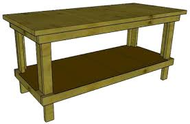 Woodworking Bench South Africa by Home Dzine Home Diy Build A Workbench