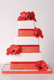 beautiful wedding cakes for young images of red wedding cakes