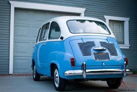 fiat multipla for sale fiat 600 multipla 4 door station wagon abarth 600 beautiful