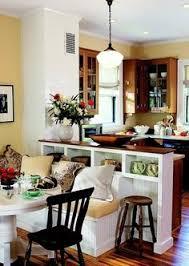 Open Kitchen Dining Room Half Wall Between Kitchen And Living Room Remove Wall Between