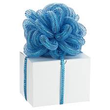 stretchy ribbon metallic turquoise stretchy ribbon the container store
