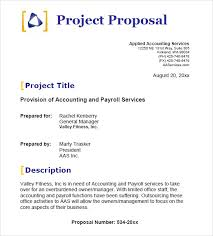 it proposal template sample simple proposal 6 documents in pdf