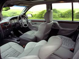 2003 jeep grand overland grand overland uk spec wj 2003 04 images