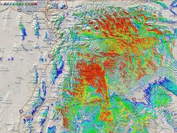 Lake Powell Map Ham Radio Repeater Information