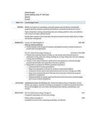 Sample Resume For Cosmetology Student by Sample Resume For Secretary Receptionist Images Free Resume