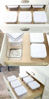 Kitchen Cupboard Organizers Ideas Top 25 Best Kitchen Drawers Ideas On Pinterest Kitchen Drawer