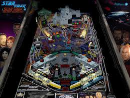 Visual Pinball Tables by Star Trek The Next Generation Fs Mod Vpinmame Recreations