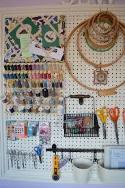 Pegboard Ideas by When I Was Planning My New Sewing Room I Spent Rather A Lot Of