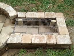 Firepit And Grill by Fire Pit Finished Hearth Com Forums Home