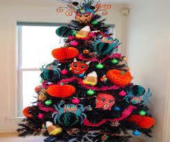 black tree ornaments black tree tree decor