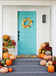 10 Fall Door Decorations That Aren t Wreaths