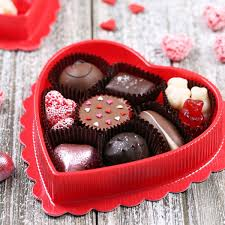 chocolate heart candy medium heart candy box s day candy boxes heart box