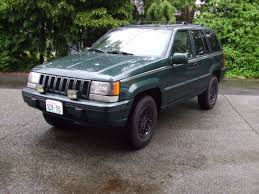 jeep cherokee green richard u0027s green zj jeep registry