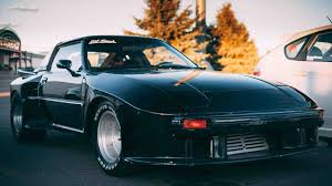 mazda rx7 rocket bunny kit mazda rx7 wide body spider cars