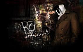 rorschach in watchmen hd wallpapers http www nicewallpapers in