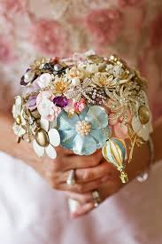 Bridesmaid Flowers Don U0027t Do Traditional U2014fun Bouquet Ideas That Make Weddings Pop