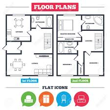 chair symbol floor plan architecture plan with furniture house floor plan furniture