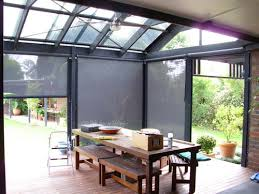 Bistro Blind Alfresco Channel It Outdoor Blinds Melbourne U2013 Peter Jackson Blinds