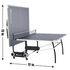 What Are The Dimensions Of A Ping Pong Table by Md Sports Official Size Table Tennis Table Walmart Com