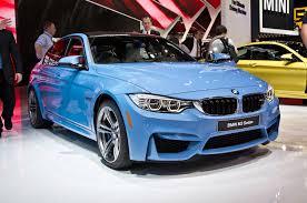 Bmw M3 Sedan - 2015 bmw m3 and m4 revealed for 2014 detroit auto show