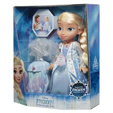 disney frozen northern lights elsa music and light up dress amazon com frozen northern lights elsa doll toys games