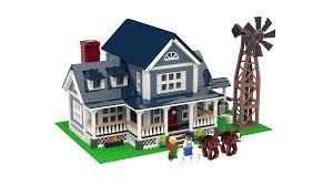 lego ideas old farmhouse