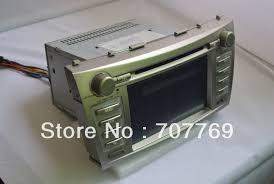 toyota camry 2007 audio system aliexpress com buy special car navigation system for toyota