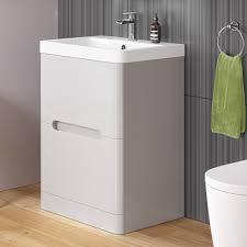 modern cashmere basin sink bathroom vanity unit furniture storage