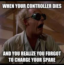 Doc Brown Meme - livememe com doc brown shock