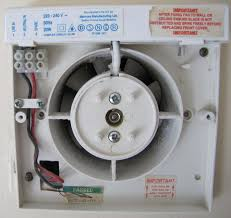 switched live bathroom extractor fan diynot forums