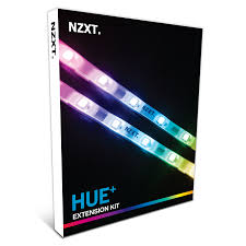 pc led light strips nzxt hue extension kit pc gaming case lighting kit nzxt