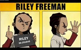 Riley Freeman Memes - boondocks wallpaper iphone wallpapersafari