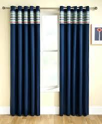 Navy Blue Curtains For Nursery Curtain Nursery Curtains Blue Baby Blue Curtains With