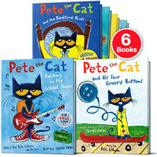 pete the cat collection hardcovers by dean