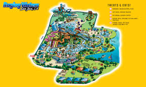 San Jose Map by Have You Ever Been To Raging Waters Sacramento Amusement Parks