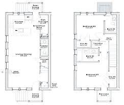 home plan ideas rowhouse floor plan evolveyourimage