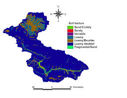 Show Me A Map Of Nepal by Sediment Transport Modeling Using Gis In Bagmati Basin Nepal