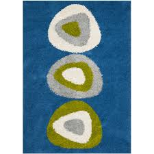 Olive Green Shag Rug 8 Area Rugs To Bring Color To Your Midcentury Space