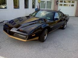 Pontiac Trans Am Pics 1984 Pontiac Trans Am Black And Gold T Top Excellent Shape Third