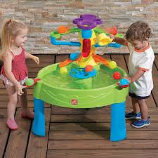 step2 waterwheel play table step2 busy ball play table uk step2 840000