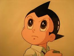 astro boy tetsuwan mighty atom astroboy cel original tv