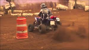 motocross atv com our project yamaha yfz450r mx goes to the races youtube