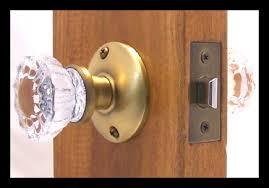 Dummy Door Knobs For French Doors - crystal antique replica door knobs depression crystal passage