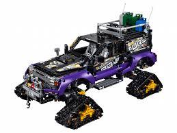 jurassic park car lego bricker конструктор lego 42069 экстремальные приключения