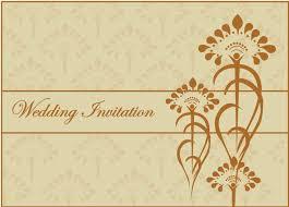 wedding card design india wedding card decoration vector gallery wedding dress decoration
