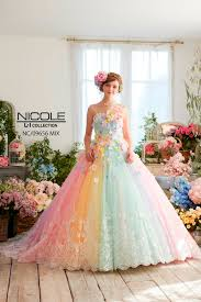 so cute for a young girls prom dress princess candy floss style