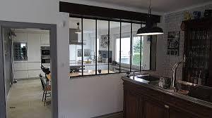verriere separation cuisine cuisine verrieres cuisine luxury beautiful cuisine ouverte verriere