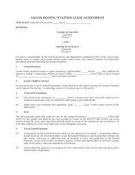 salon business plan template executive consignment agreement